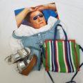 Vol.25【バレンシアガ】のバッグを使った2パターンのコーデのご紹介★